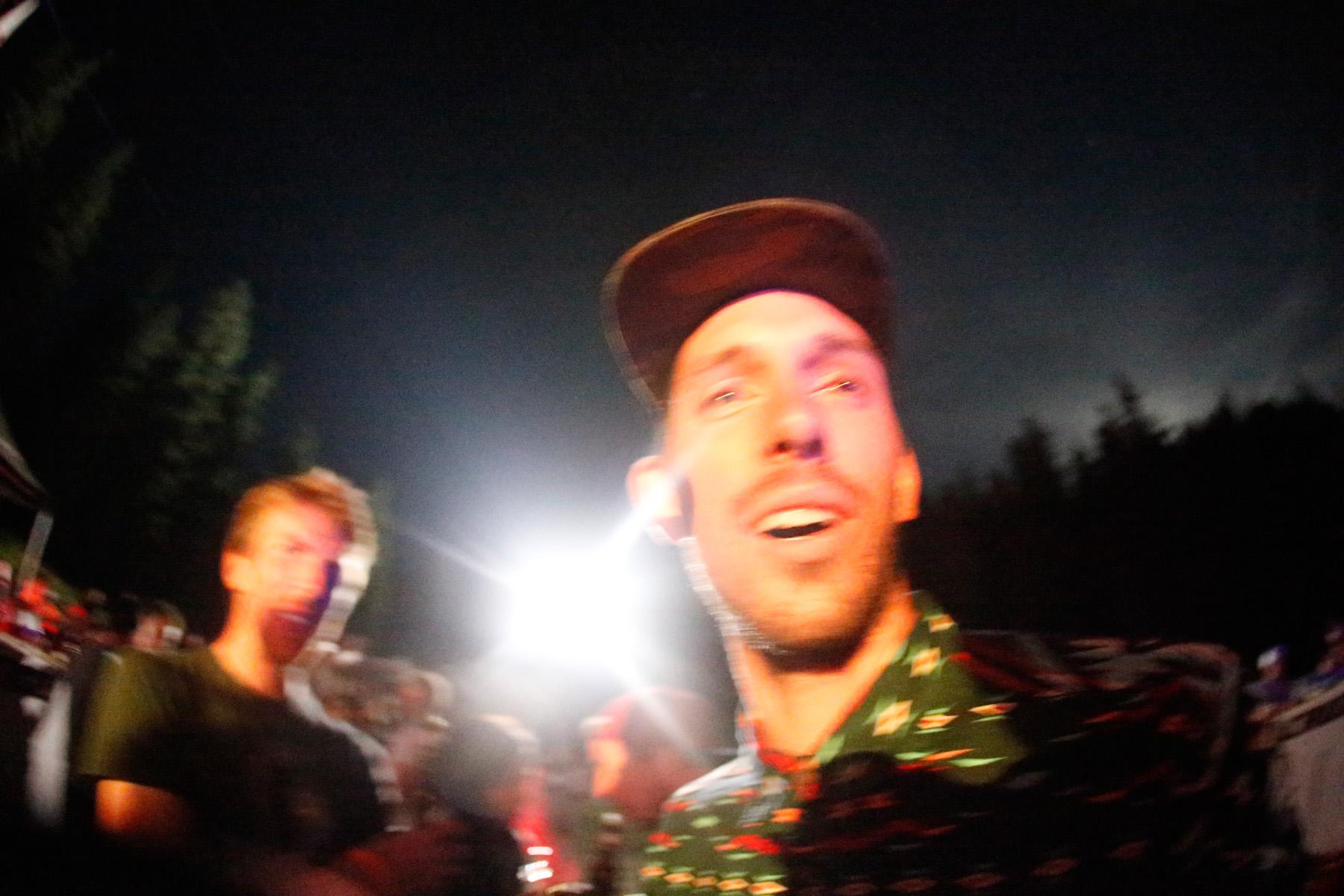 Lenzerheide After Race Party