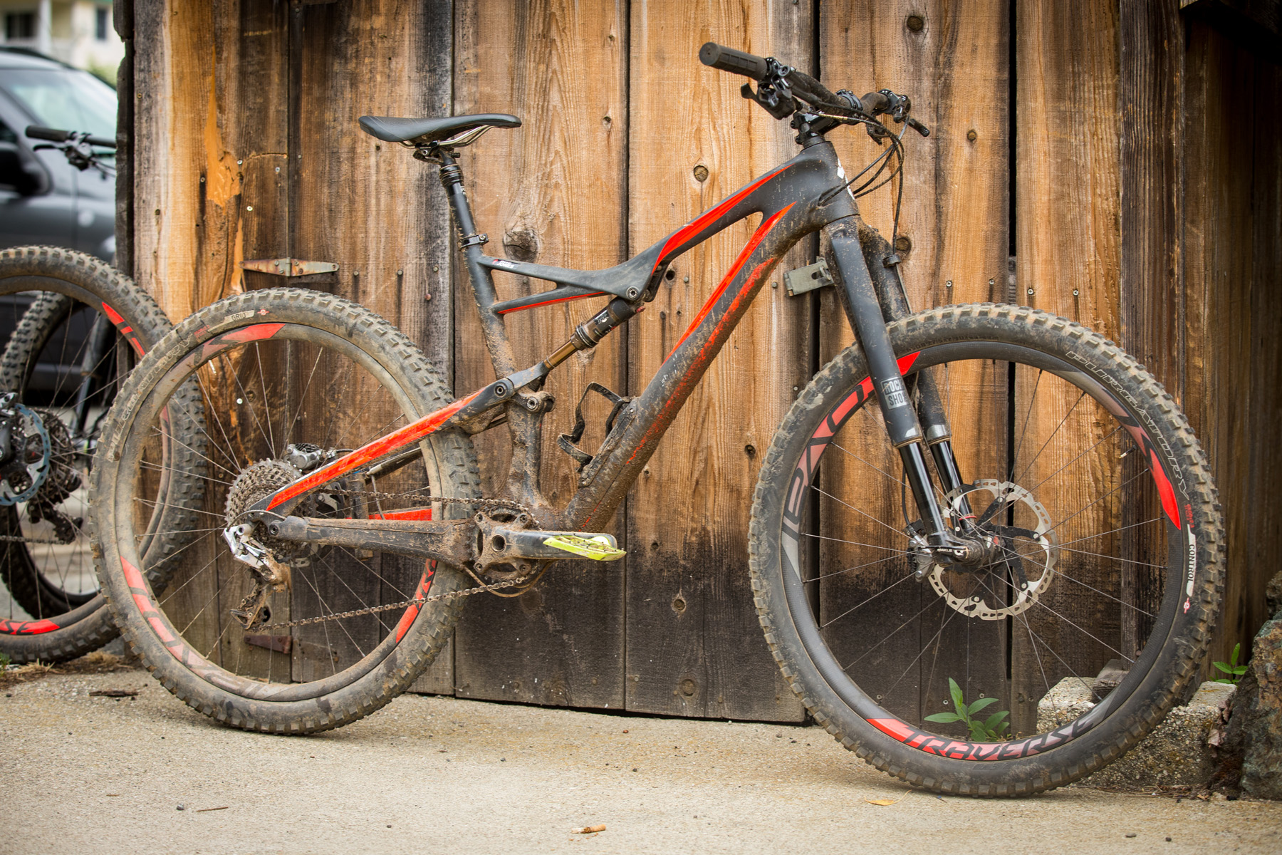 Specialized Camber Stumpjumper
