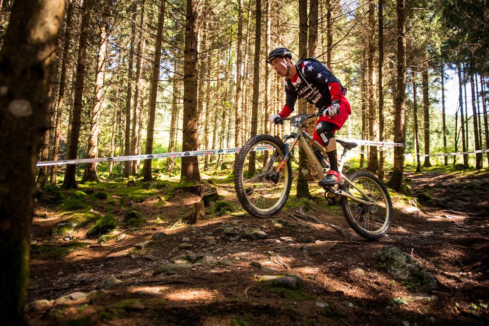 Sieger Jasper Jauch in Stage 2. TRAILTROPHY/Wisthaler.com-Schwienbacher