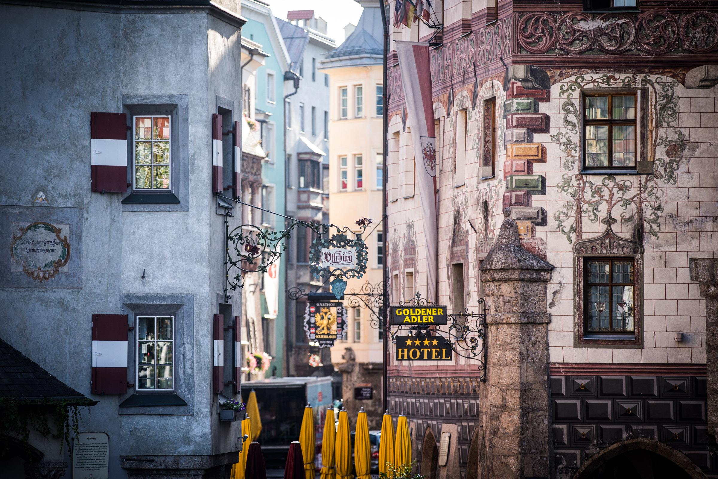 Innsbruck - die Perle der Alpen © Sebastian Schieck