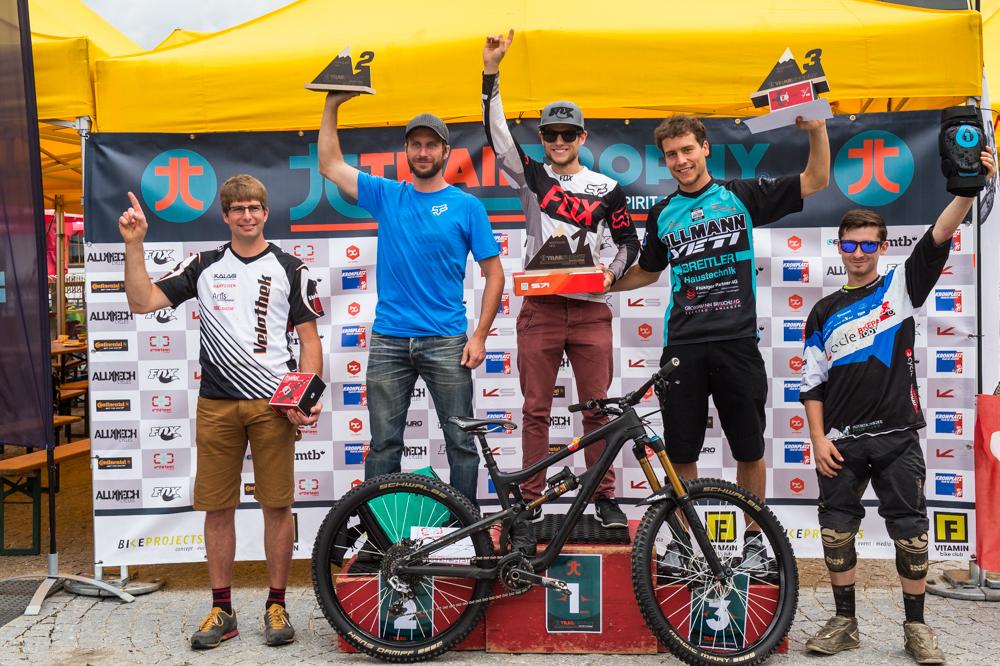 Sieger Rider Class Men. TRAILTROPHY/Wisthaler.com-Schwienbacher