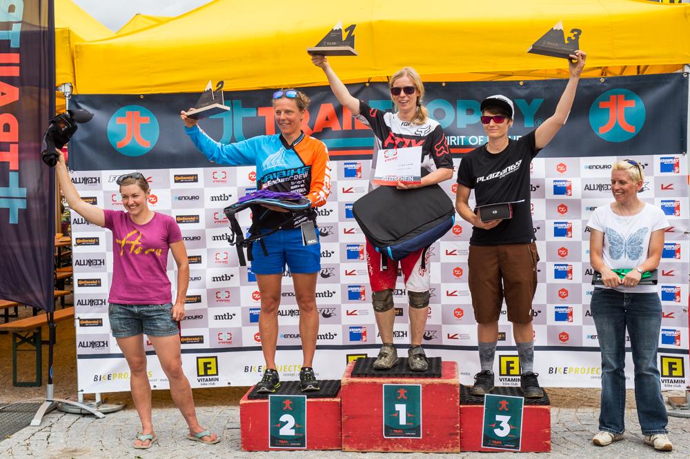 Sieger Rider Class Women. TRAILTROPHY/Wisthaler.com-Schwienbacher