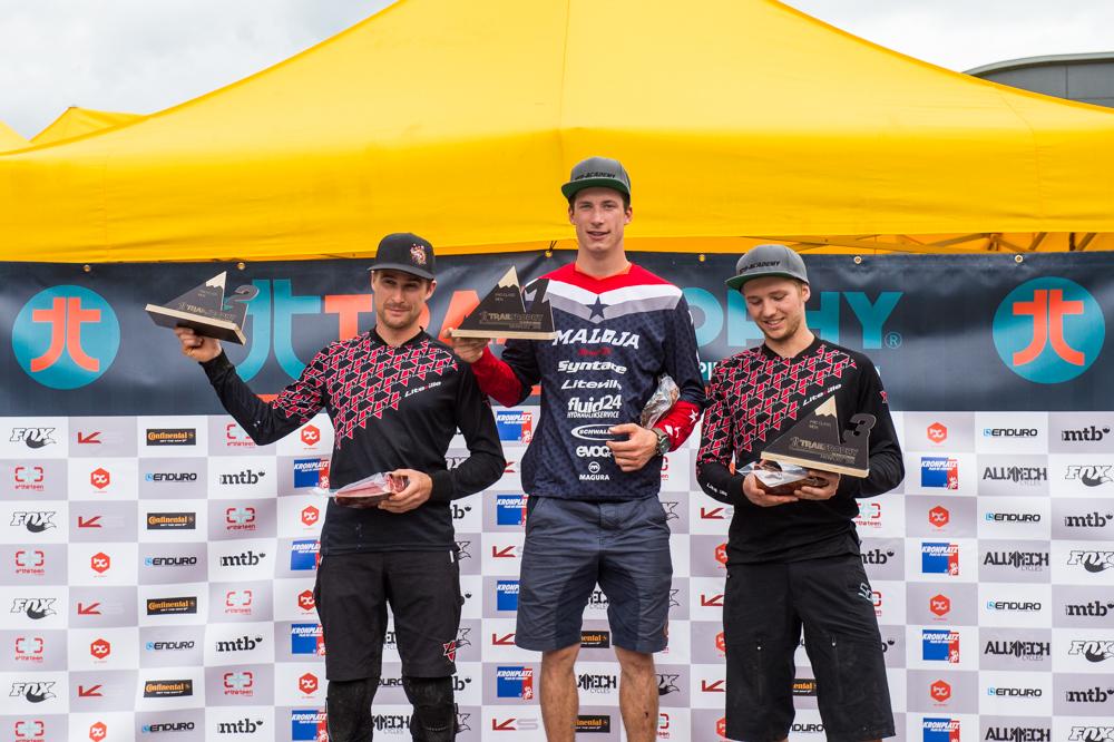 Sieger Pro Class Men. TRAILTROPHY/Wisthaler.com-Schwienbacher