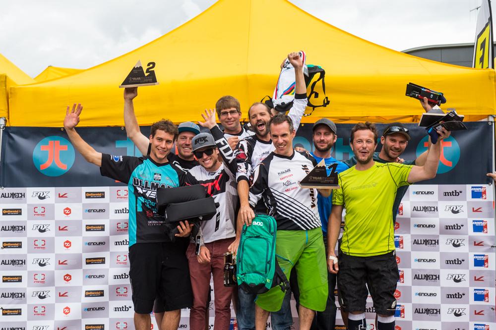Sieger Rider Class Team. TRAILTROPHY/Wisthaler.com-Schwienbacher