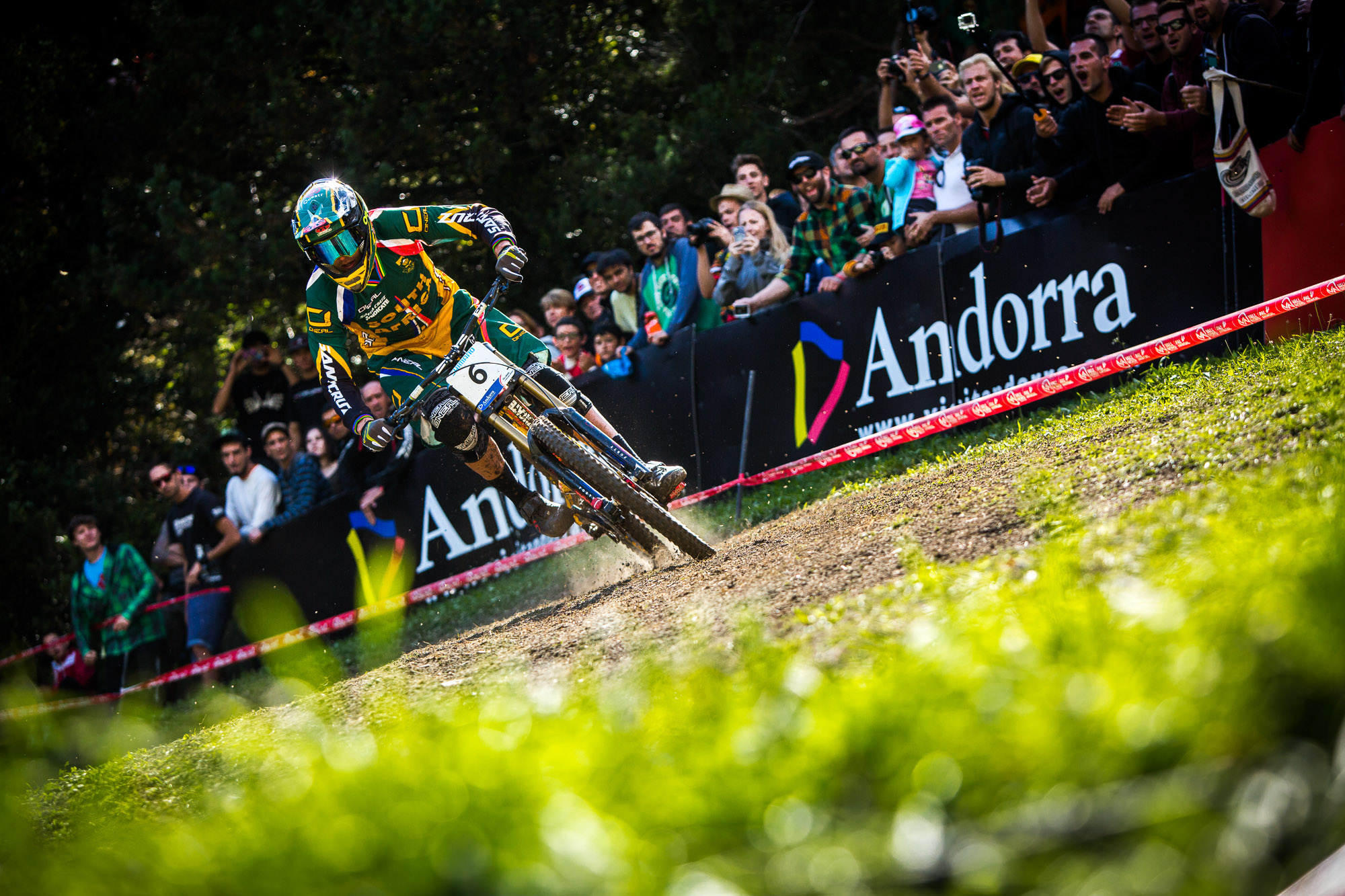 Downhill World Champs 2015 Andorra