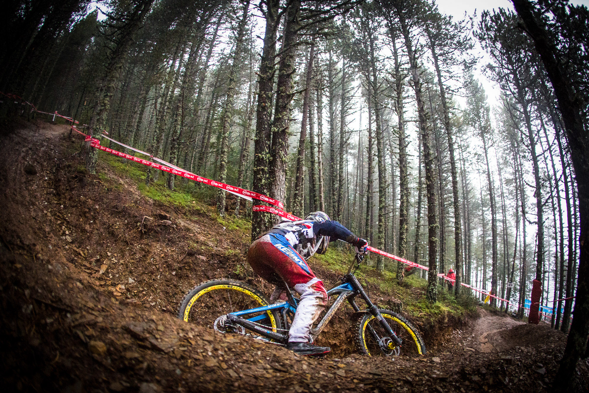 Downhill WM 2015 Andorra