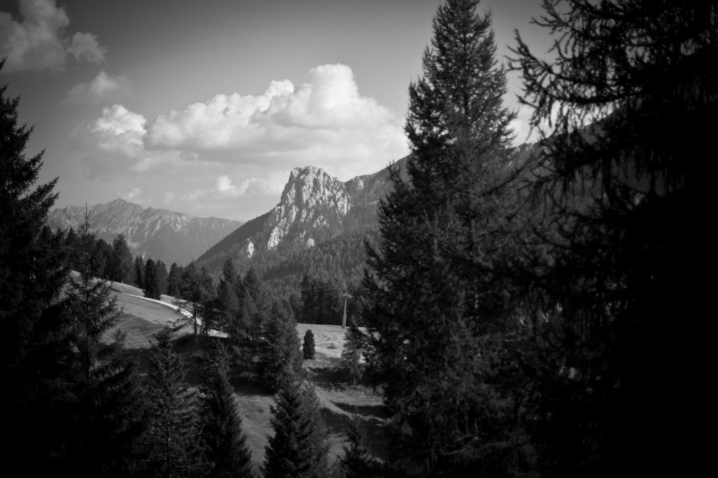 Max Schumann im Flow - Dolomiten