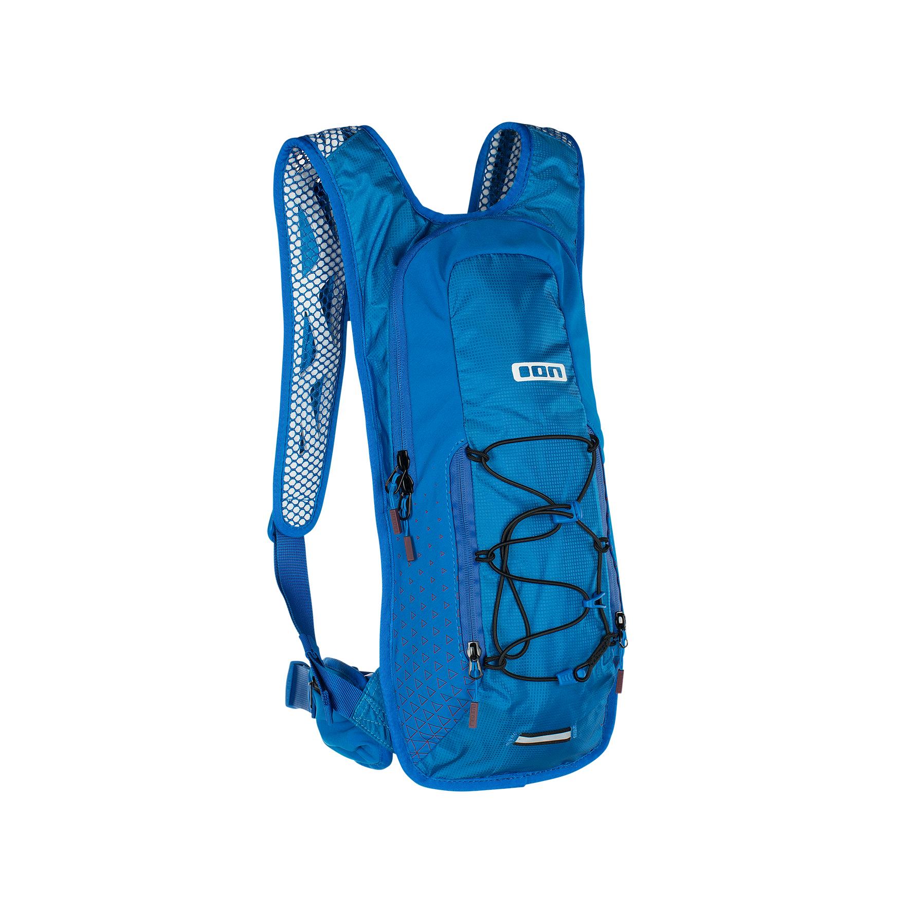 ION Backpack Villain (4 Liter), blau