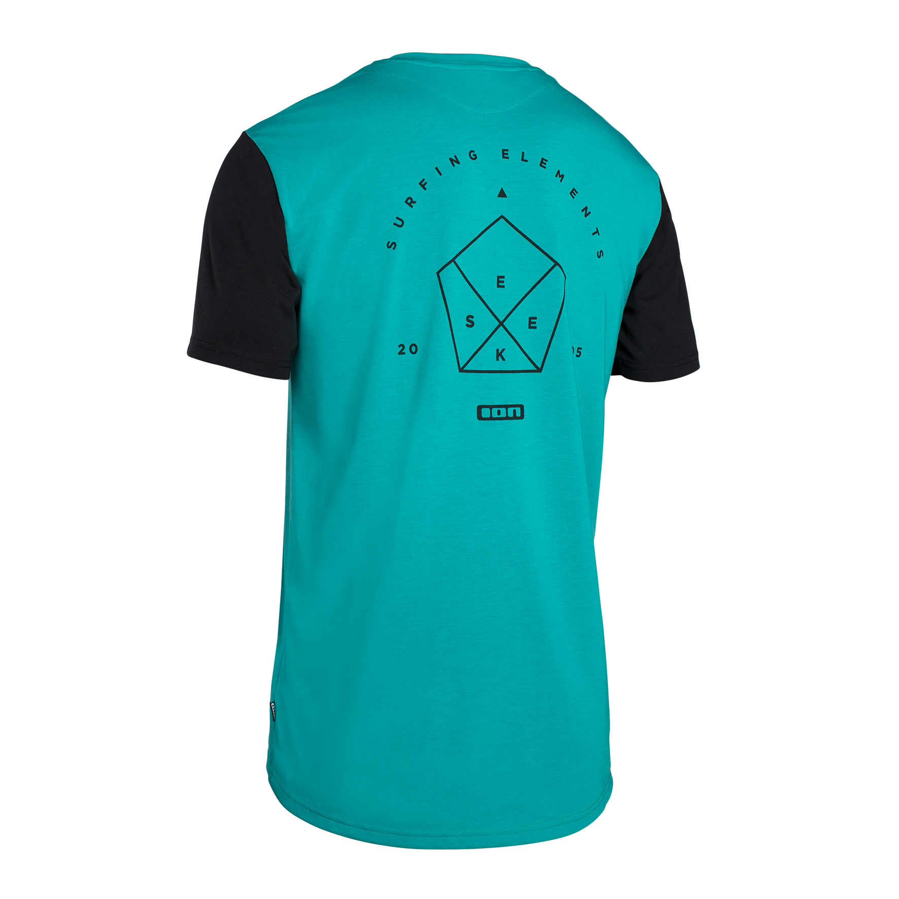 ION Seek_Amp T-Shirt, grün