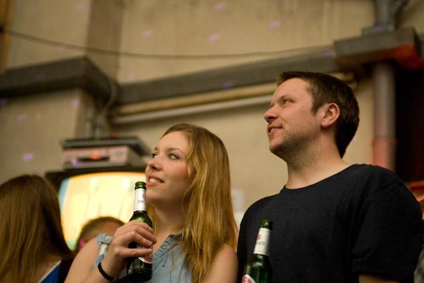 Da staunt der Laie und der Fachmann wundert sich: Hangfive to Barspin im Colony-Video