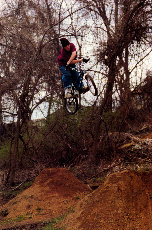 Ausgabe 17: Sandy Carson auf den Posh Trails in Bethlehem, Pennsylvania