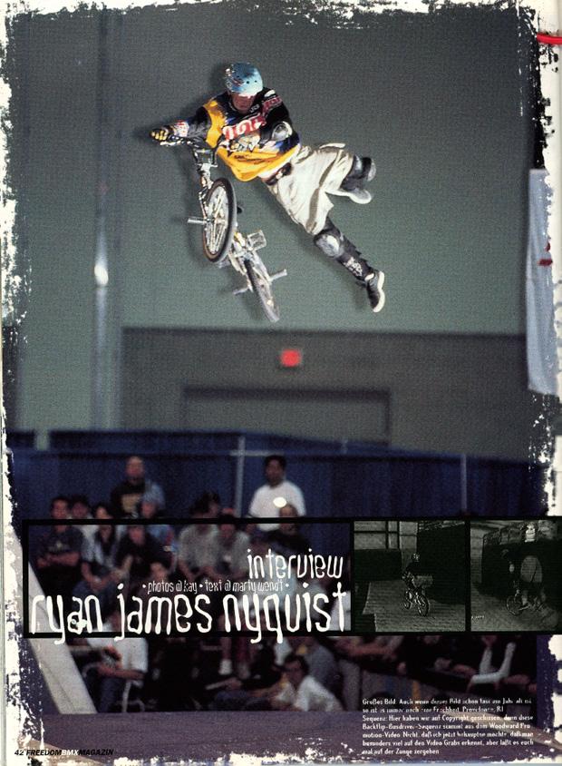 Ausgabe 21: Ryan Nyquist in Florida