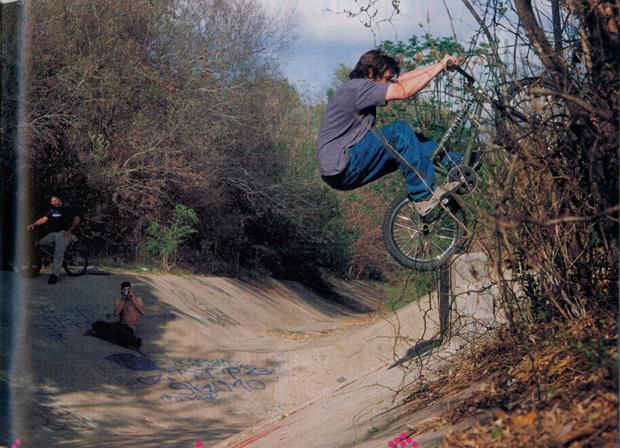 Ausgabe 33: Oliver Klingner im 5 Hip Ditch in Austin, Texas