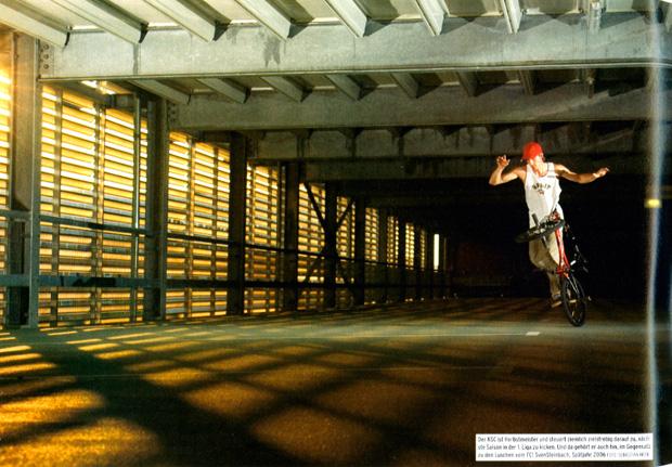 Ausgabe 73: Lara scheint Flatlandfotos besonders gut zu finden und dieses Exemplar von Sven Steinbach ist auch wirklich super