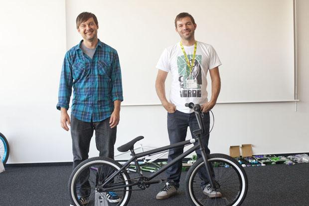 Die Männer hinter Verde: Steve Buddendeck und Corey Muth