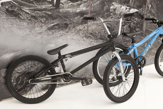 Mal wieder eine Company, von der man kein BMX-Rad erwartet hätte: Absolut Commencal