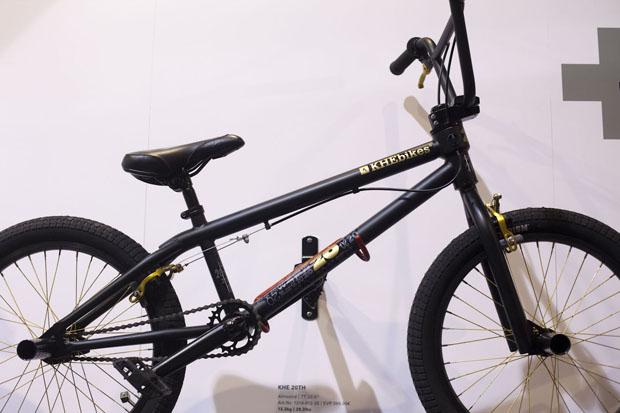 KHE-Anniversary-Bike inklusive Wishbone