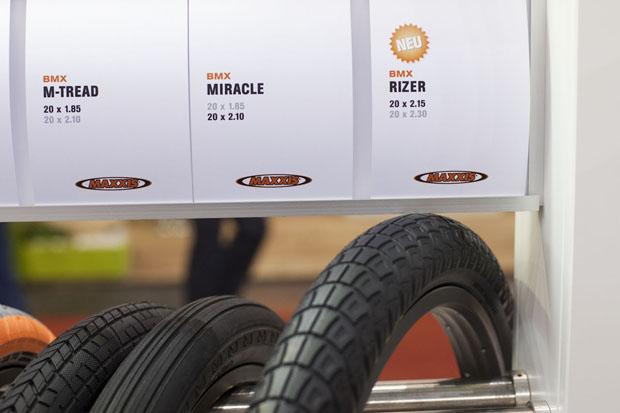 Neuer BMX-Reifen von Maxxis: Rizer