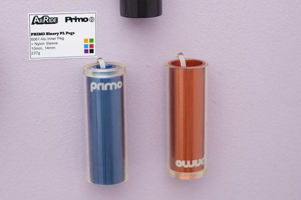 Perfekt für jeden Skateplaza und jedes Poolcoping: Primo-Pegs mit Kunststoffhülle von AllRide
