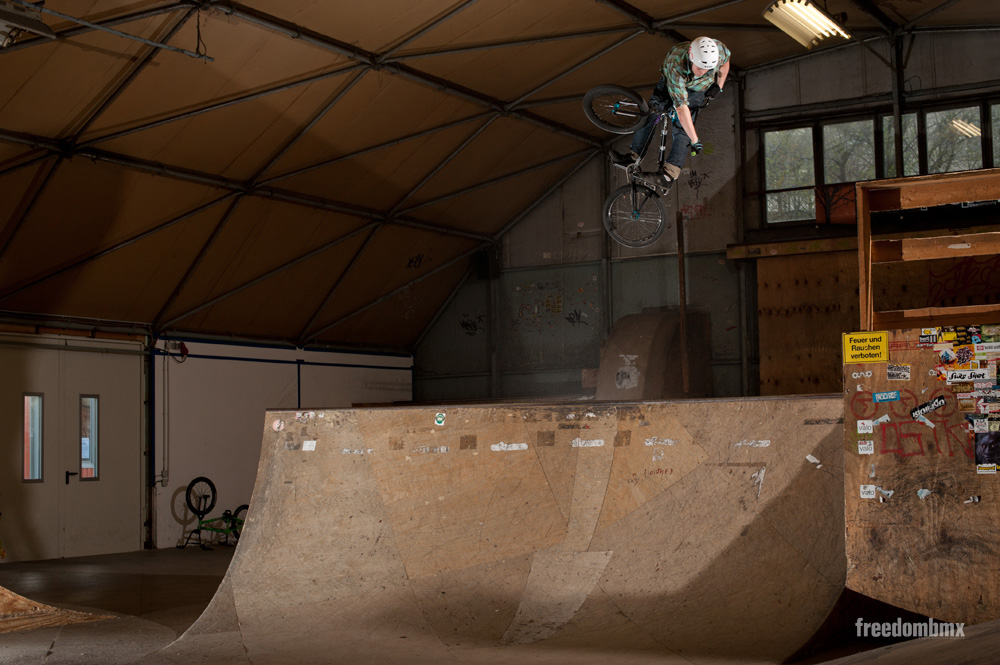 Albi Kühn freedombmx Springbreak