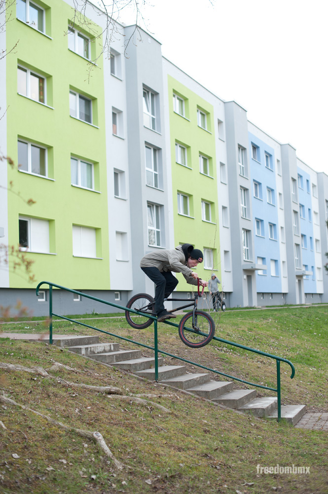 Bruno Hoffmann freedombmx Springbreak