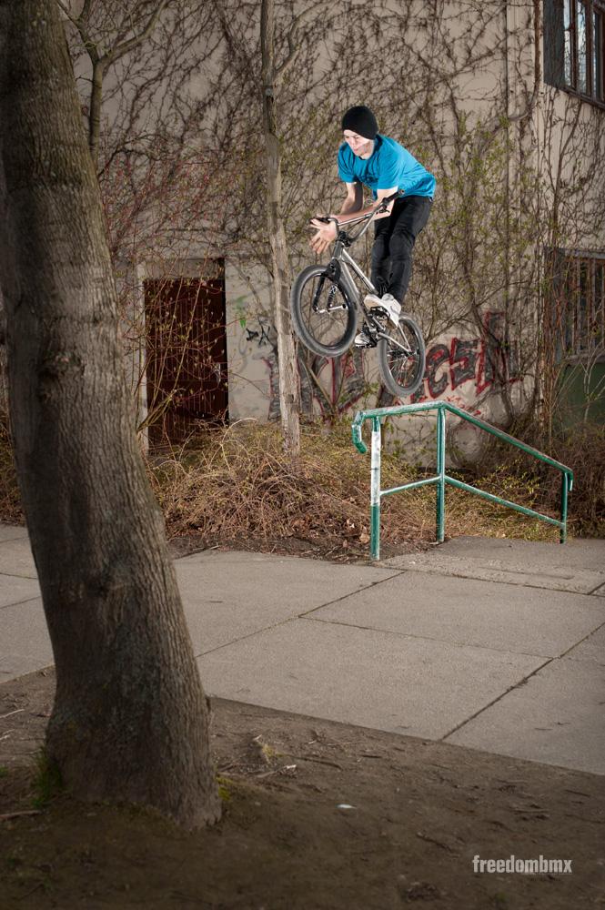 Daniel Tünte freedombmx Springbreak