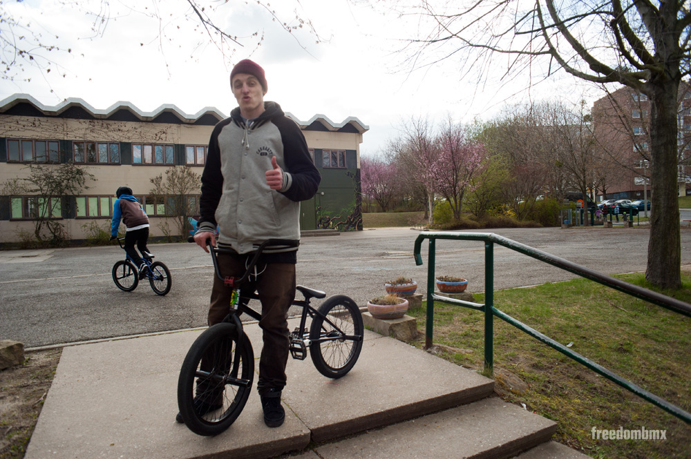 Oliver Michel freedombmx Springbreak