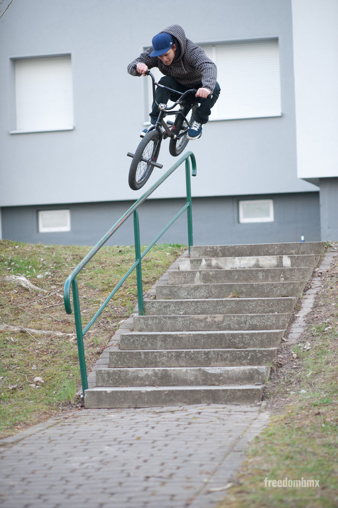 Pierre Hinze freedombmx Springbreak