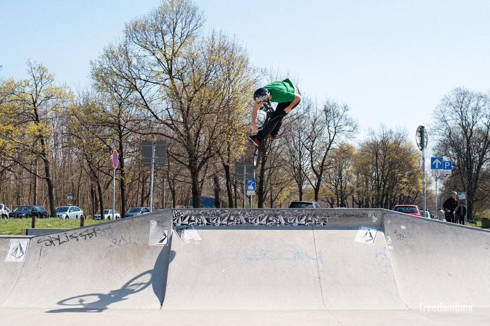 Sergej Geier freedombmx Springbreak