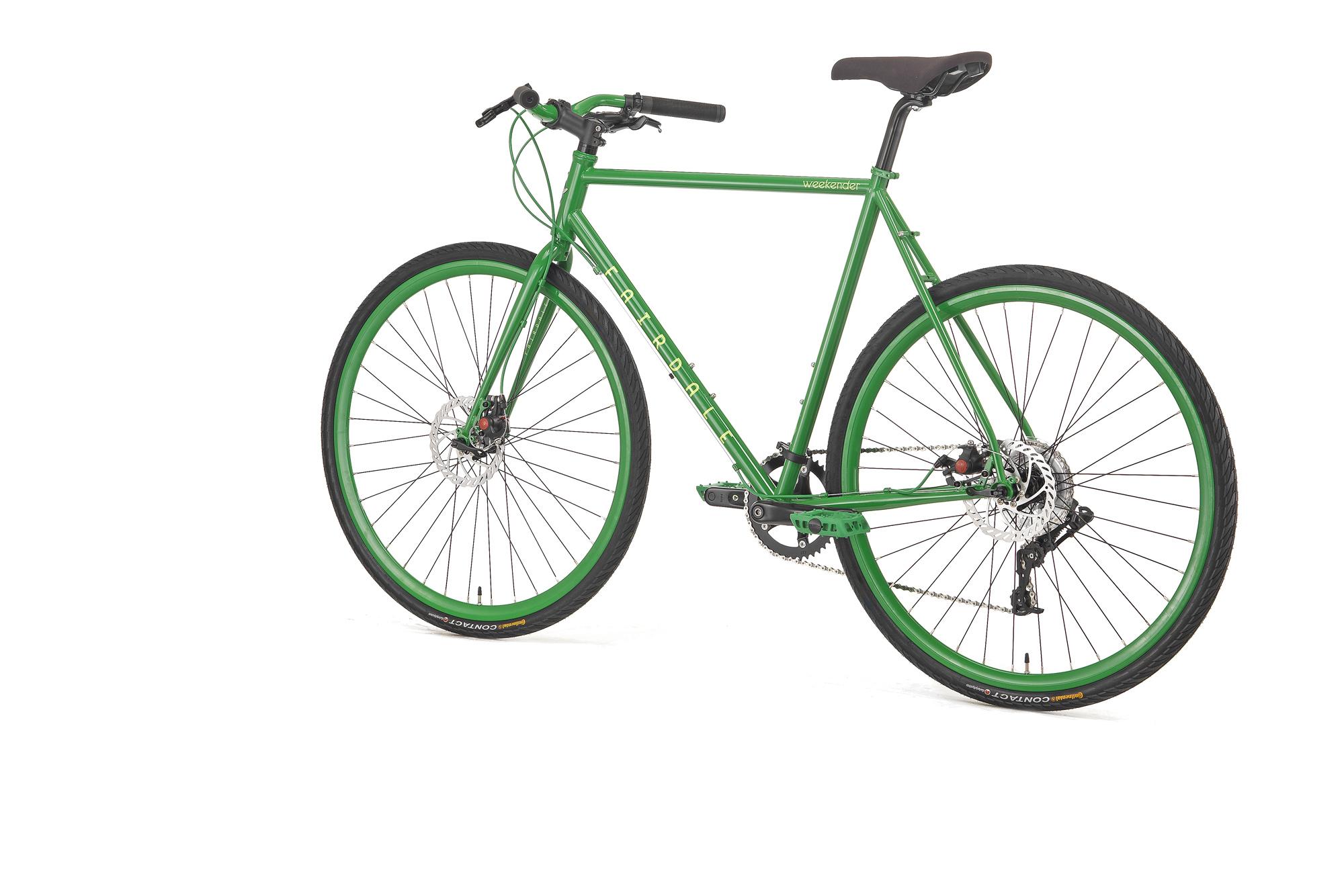 Fairdale-Bikes-Weekender-grün