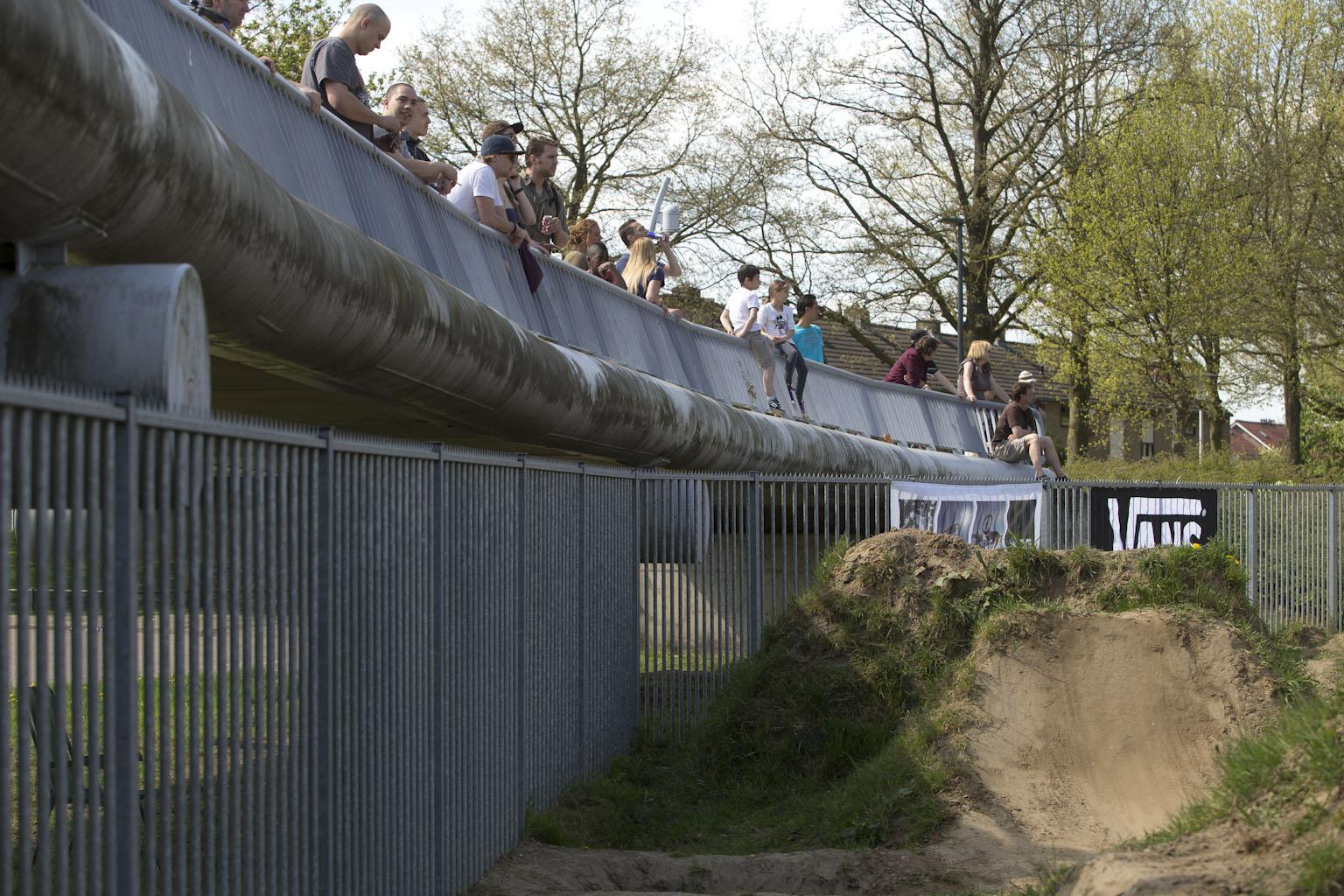 Brücke - Dutch Open Helmtrails