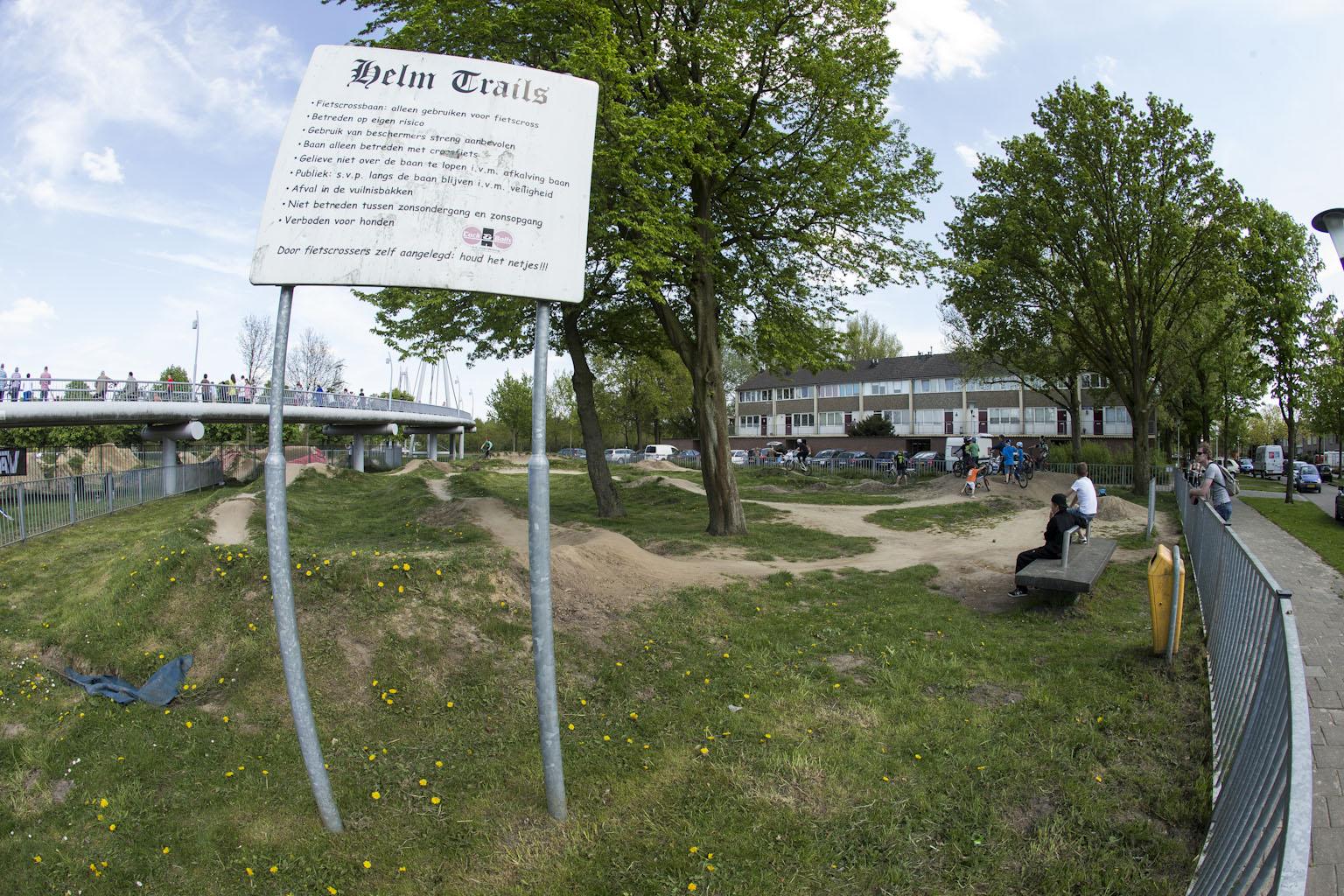 Kiddietrack - Dutch Open Helmtrails
