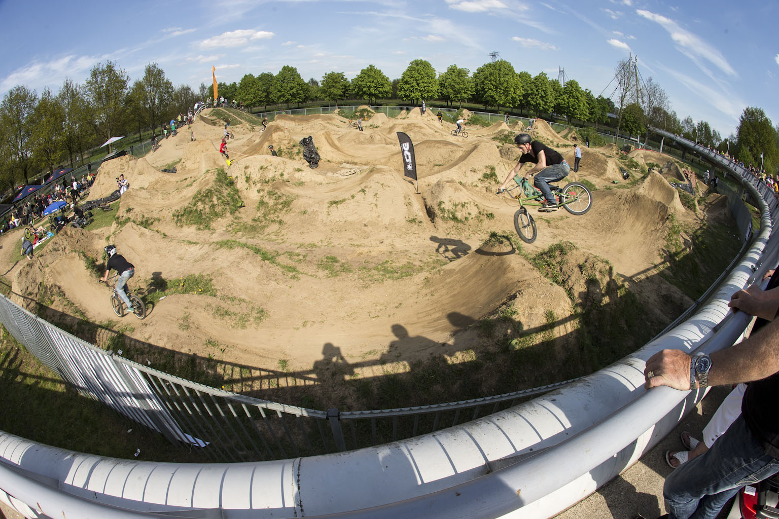 Overview - Dutch Open Helmtrails