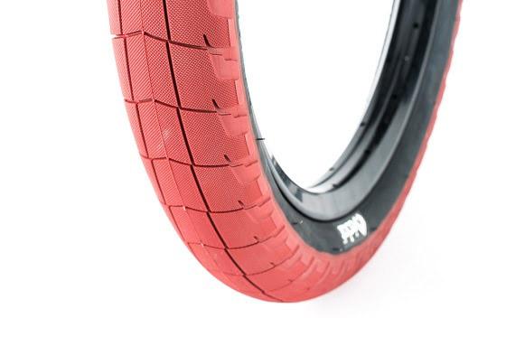 Angeblich der dickste Reifen im BMX-Universum