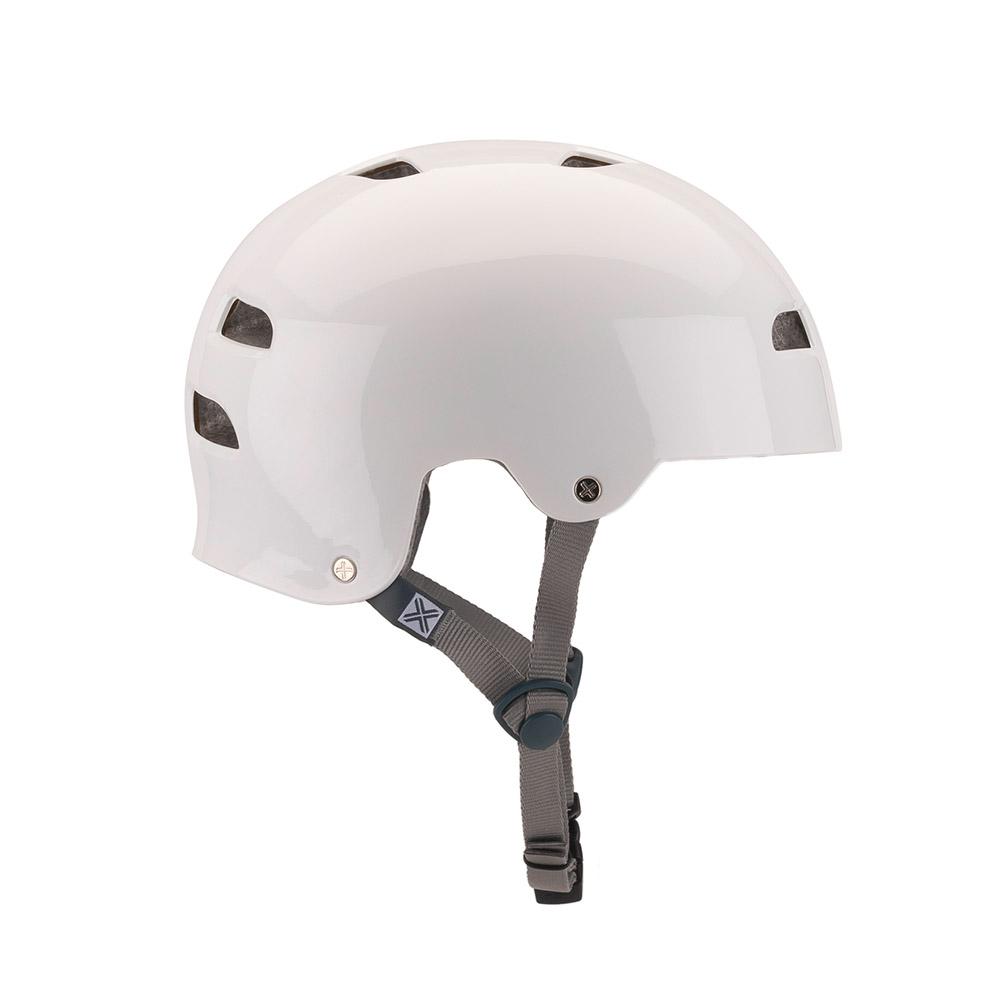 Fuse Alpha Icon Helm weiß