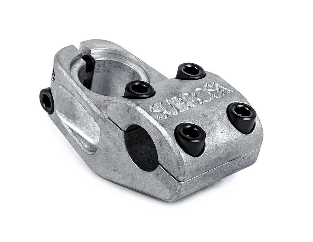 Der Subrosa High Life Uploader bringt deinen Lenker in schwindelerregende Höhen. Vorlauf: 50 mm, Gewicht: 312 g. Farbe: Nude Metal