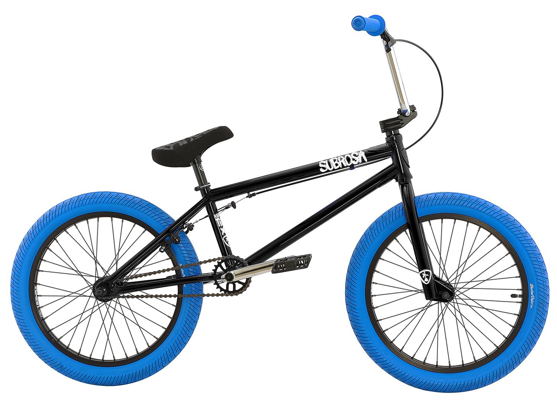 Subrosa BMX Rad Tiro XL 2016 schwarz blau