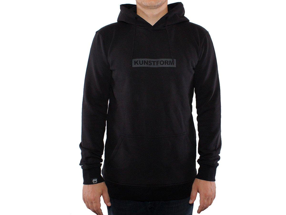 kunstform BMX Team Hoody in schwarz