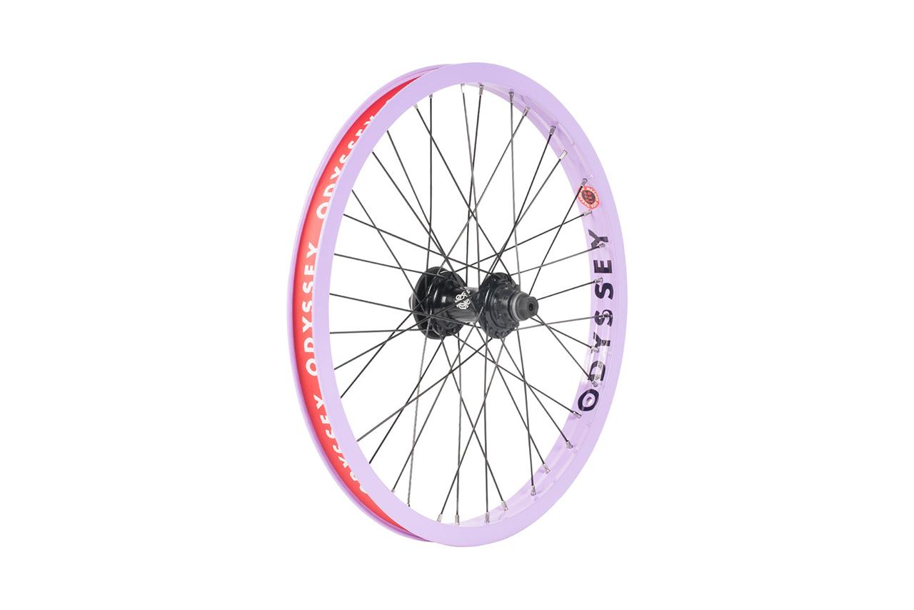 Odyssey Hazard Lite Cassette Wheel mit der Antigram V2 Kassettennabe