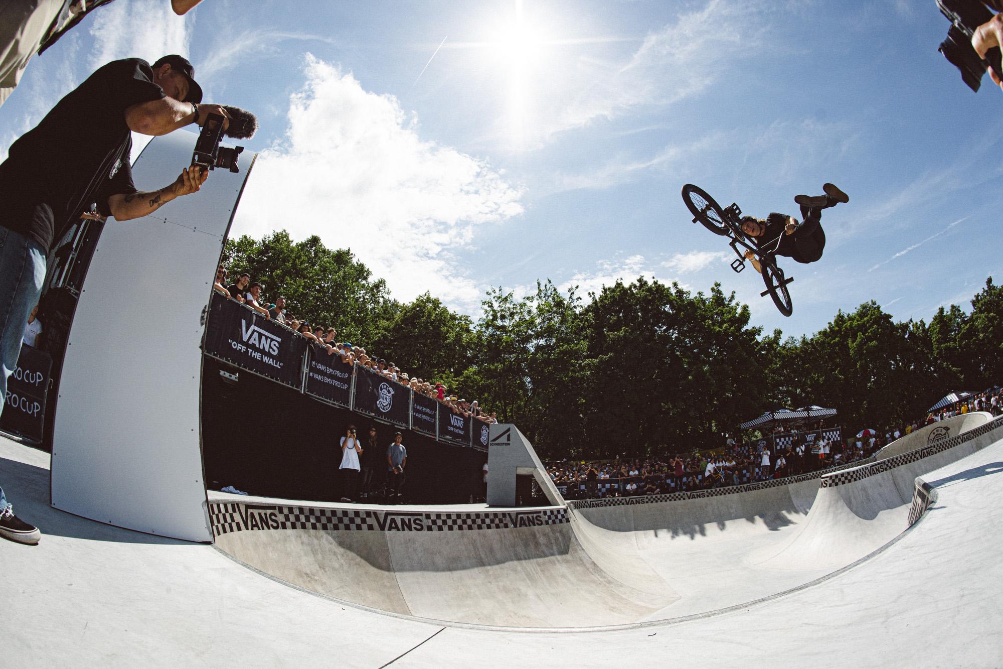 Dennis Enarson, Double Whip Air am beliebtesten Transfer des Wochenendes