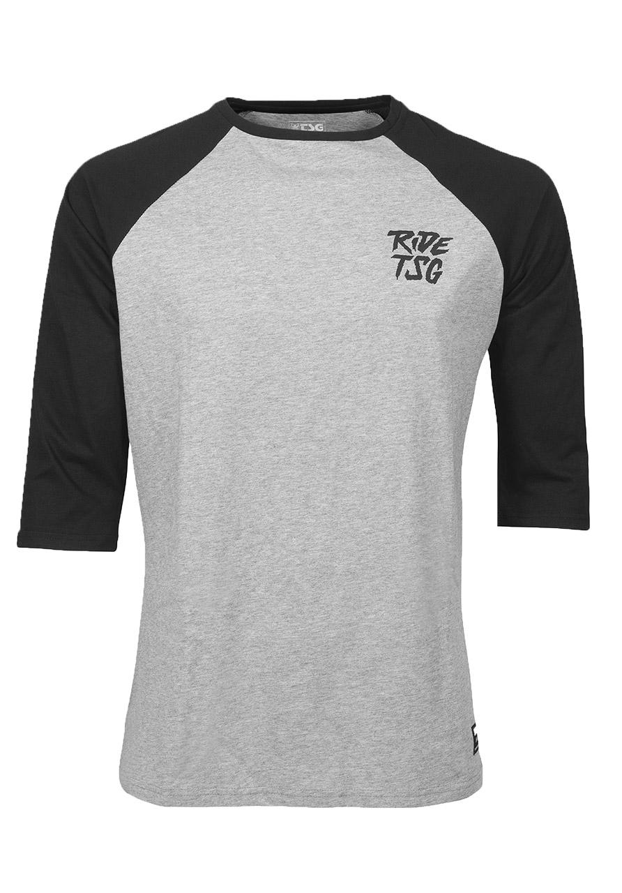 Das TSG Ripped Radlan Shirt vor vorne