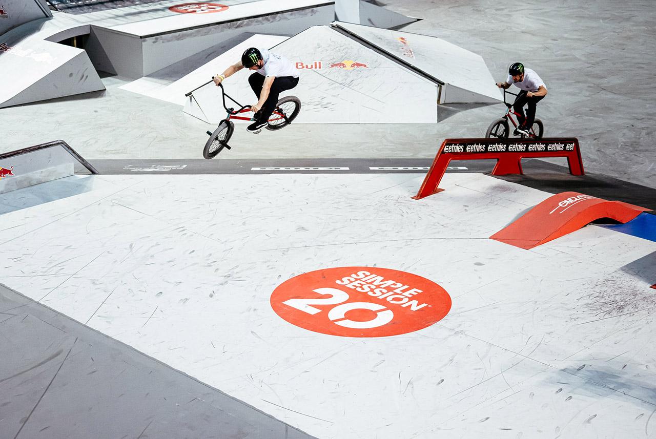 Alex Donnachie, Pegs mit wahnsinniger Geschwindigkeit to Gap