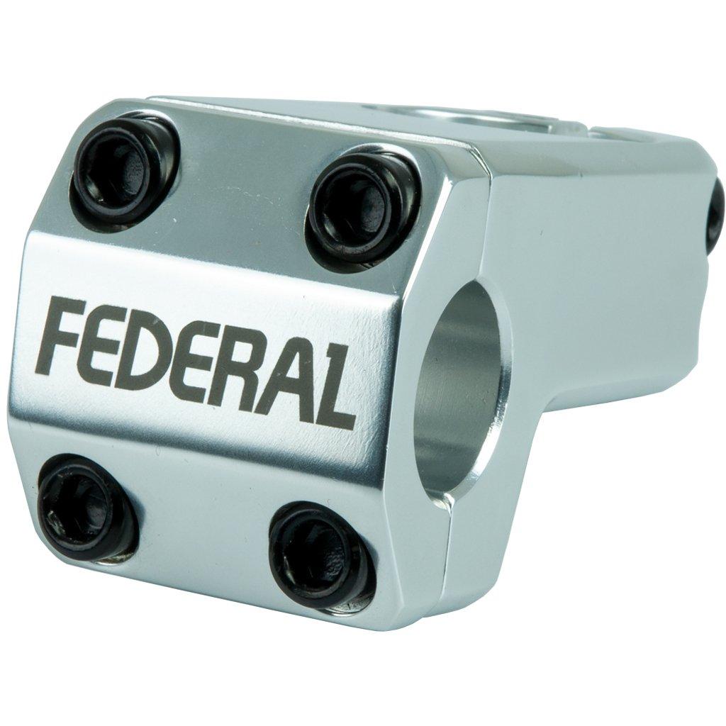 Federal Bikes Element Frontload Stem in silber (Vorlauf: 50 mm Rise: 5 mm Gewicht: TBC)