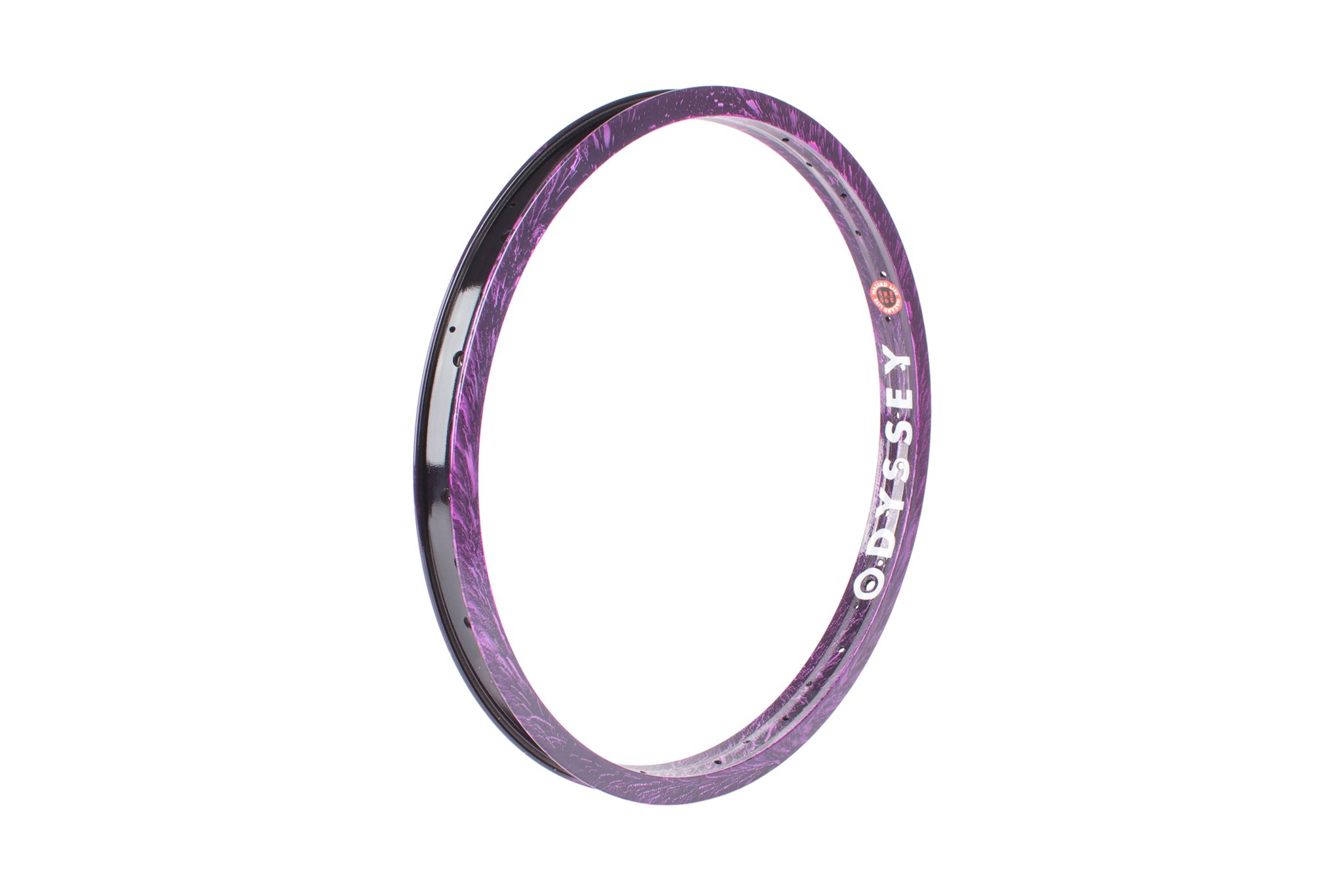 Odyssey BMX Hazard Lite Rim im Limited Edition Purple Rain Colorway