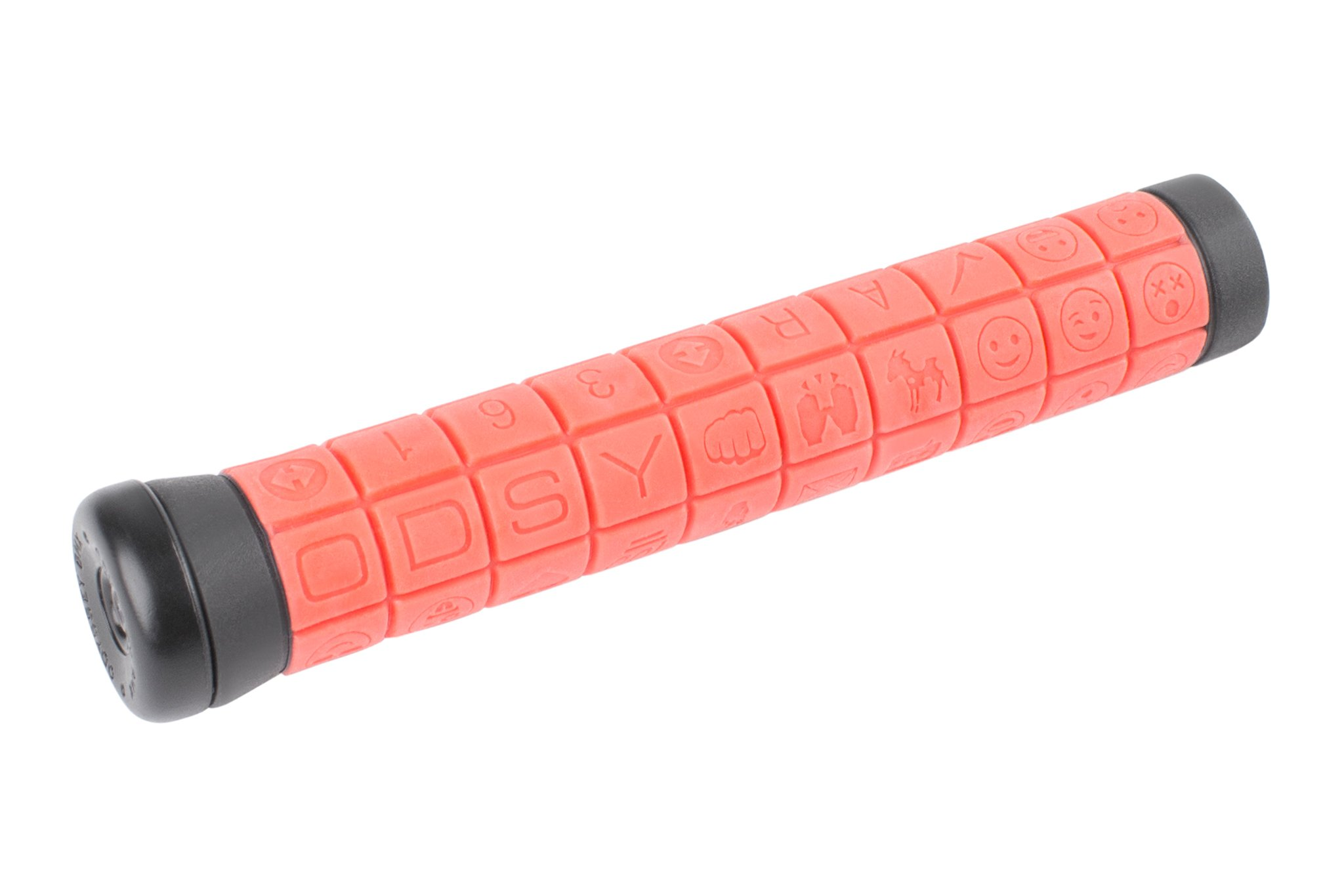 Odyssey BMX Keyboard Grip in Bright Red