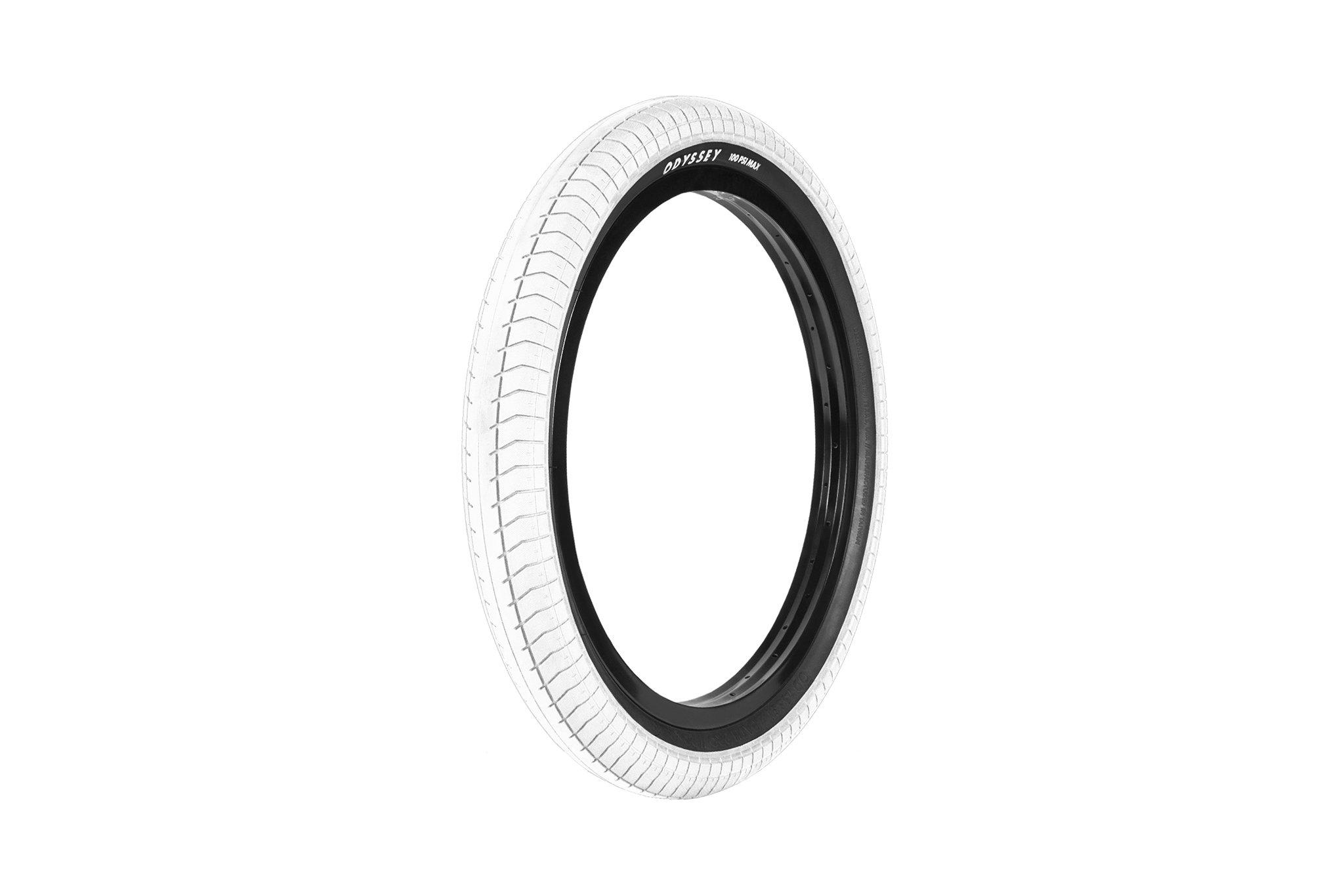 Odyssey BMX Path Pro Tire in weiß