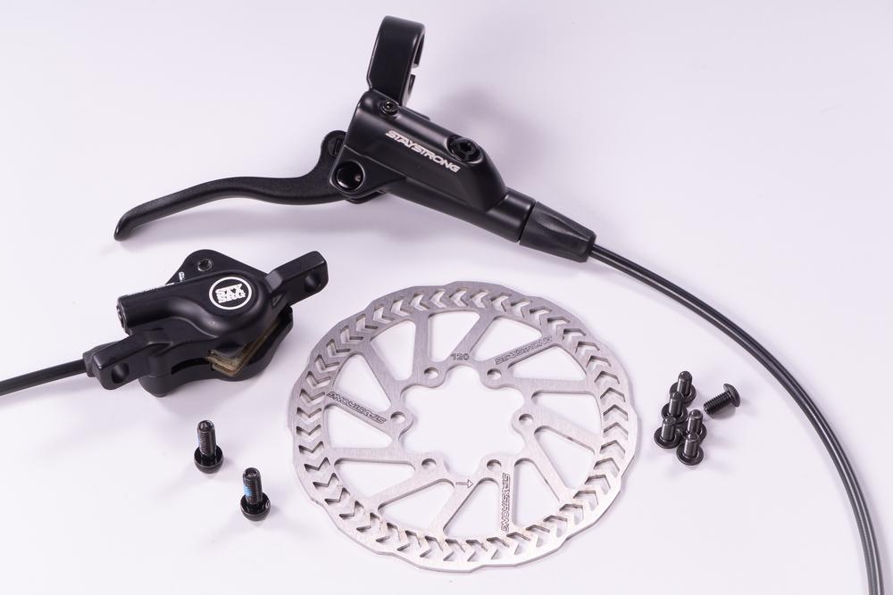 Stay Strong BMX Race Disc Brake Set