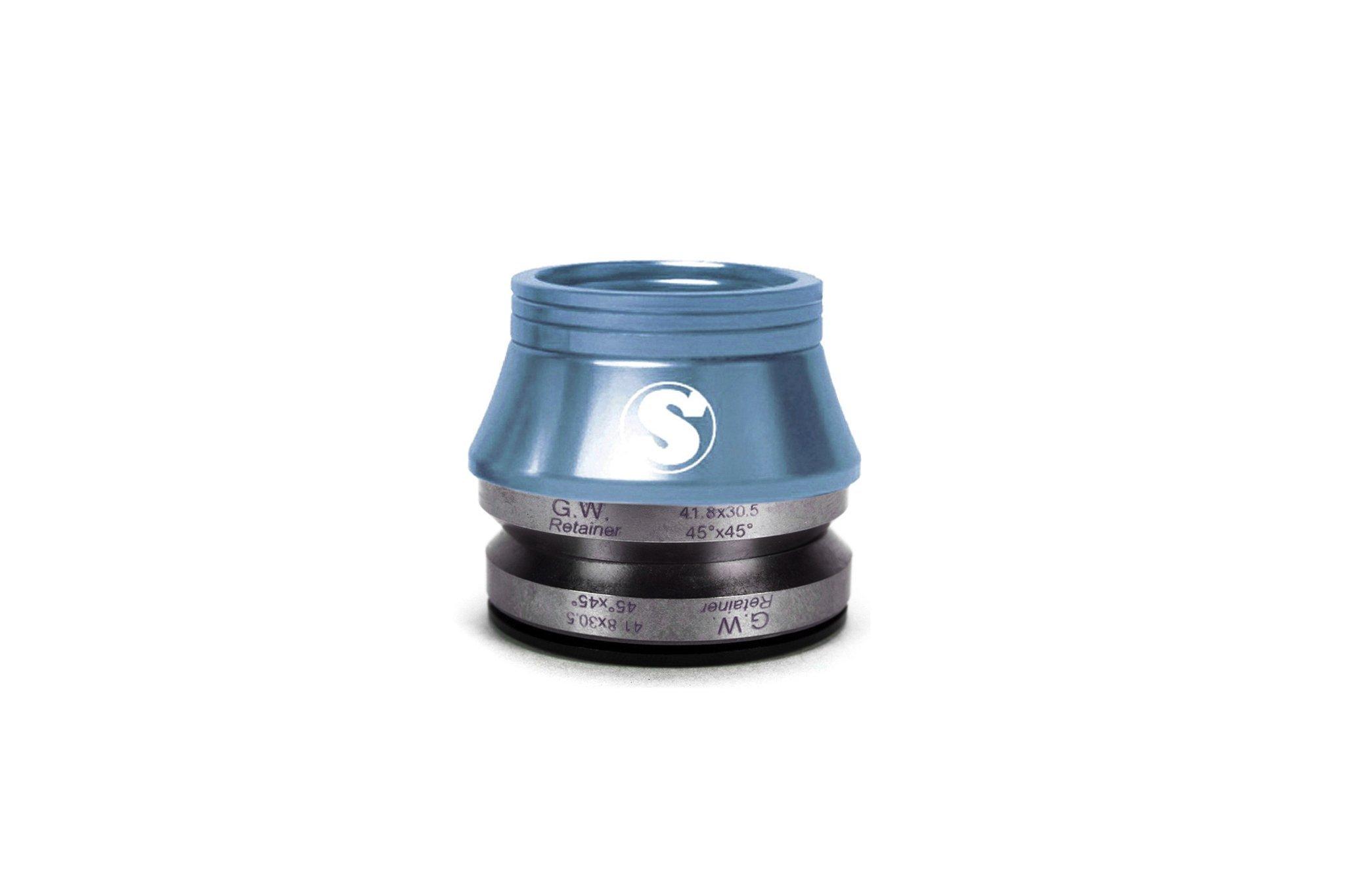 Sunday Bikes Conical Headset jetzt auch in Frost Blue erhältlich