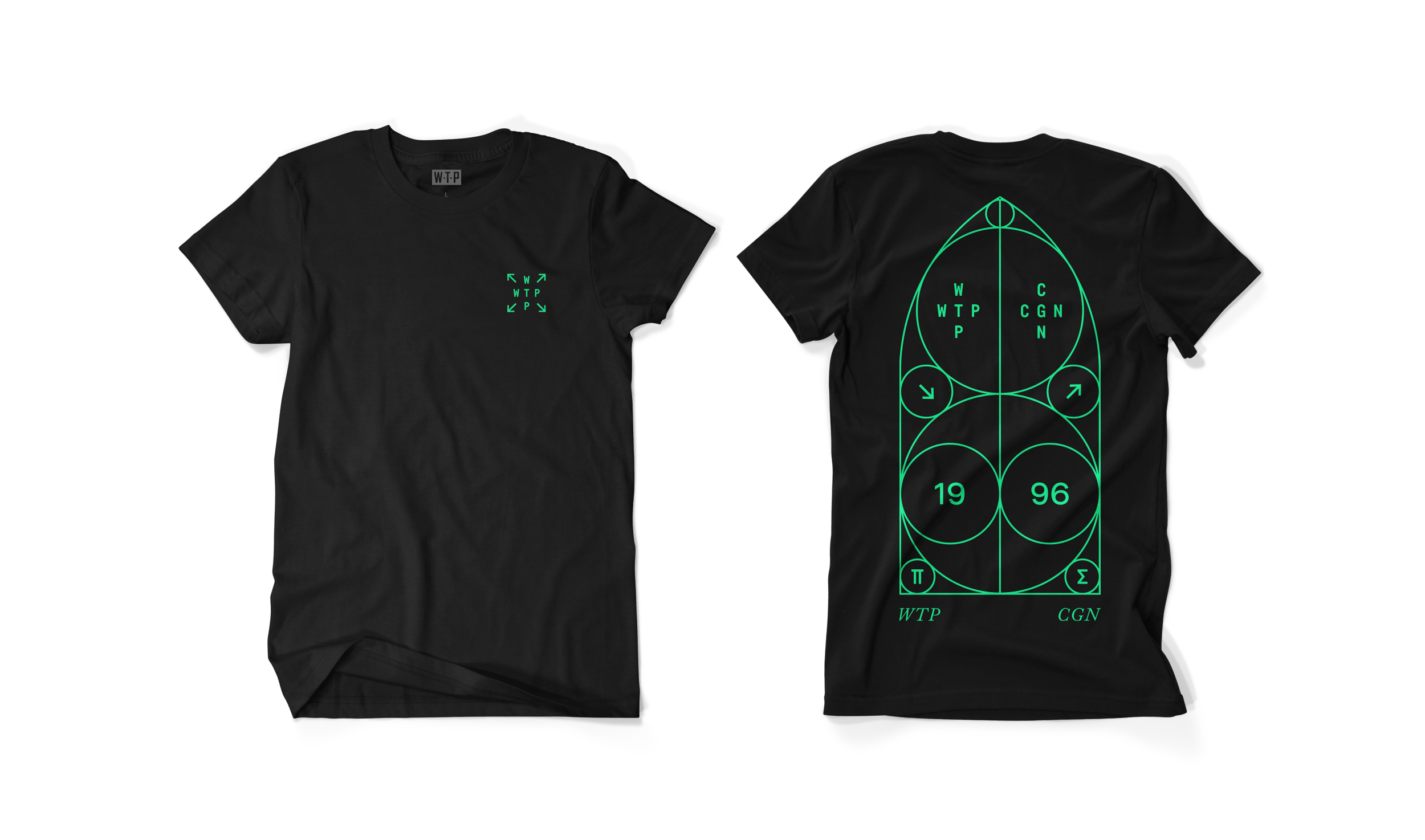 Wethepeople BMX Architect Bullet T-Shirt in schwarz
