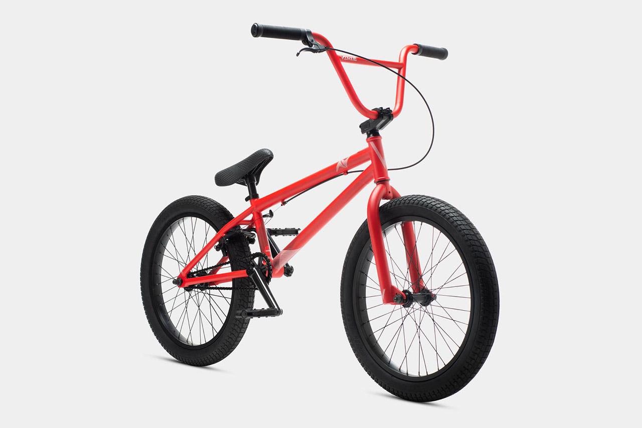 Das Verde Bikes AV in rot